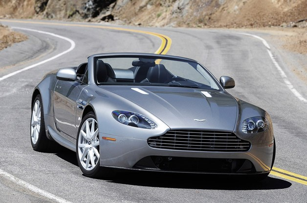 Aston Martin V8 Vantage